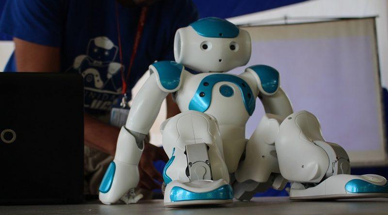 EXPOSICIÓN DE ROBOTICA Y TENOLOGIA!!!